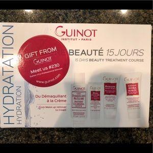 Guinot Face Set- brand new
